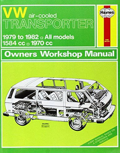 9780857336088: VW Transporter Owner's Workshop Manual: 79-81 (Haynes Service and Repair Manuals)