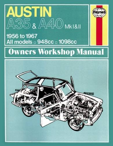 Austin A40 Service Manual