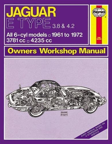9780857336125: Jaguar E-type Owner's Workshop Manual (Haynes Service and Repair Manuals)