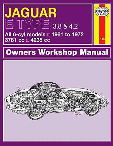 9780857336125: Jaguar E-type Owner's Workshop Manual