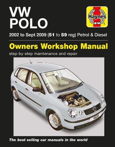 9780857336200: VW Polo Petrol & Diesel (02 - Sep 09) 51 To 59