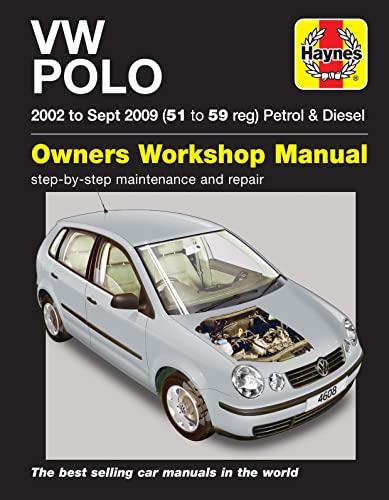 9780857336200: VW Polo Petrol and Diesel Owner's Workshop Manual (Haynes Service and Repair Manuals)