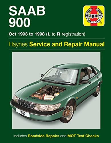 9780857336248: Saab 900 Service and Repair Manual