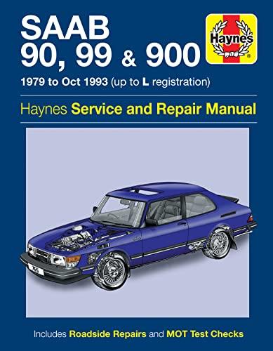 9780857336262: Saab 90, 99 & 900 Service And Repair Manual