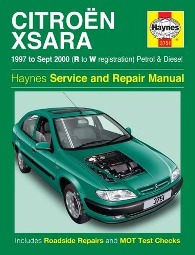 9780857336286: Citroen Xsara Service and Repair Manual