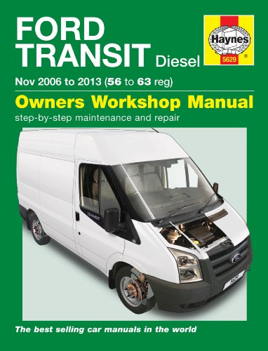 9780857336293: Ford Transit Diesel Owner's Workshop Manual