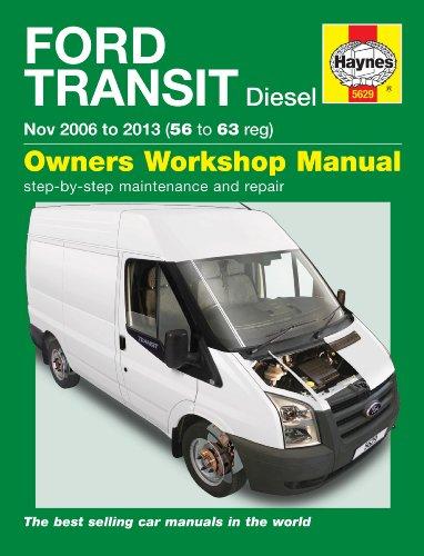 9780857336293: Ford Transit Diesel Owner's Workshop Manual: 2006 - 2013 (Haynes Service and Repair Manuals)