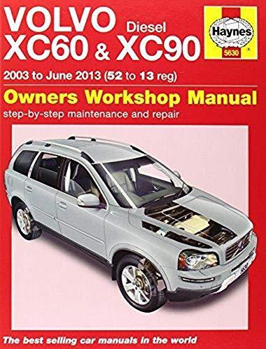 9780857336309: Volvo XC60 & XC90 Diesel Owners Workshop Manual