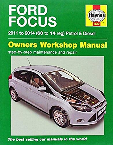 9780857336323: Ford Focus Petrol and Diesel Service and Repair Manual (Haynes Service and Repair Manuals)
