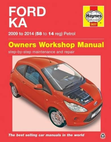 9780857336378: Ford KA Petrol 2008-2014