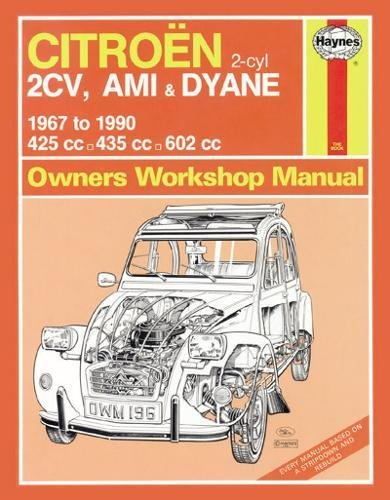 9780857336408: Citroen 2CV Owner's Workshop Manual