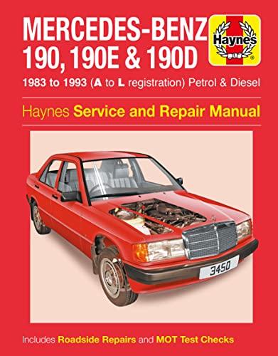 9780857336422: Mercedes-Benz 190 Service and Repair Manual (Haynes Service and Repair Manuals)