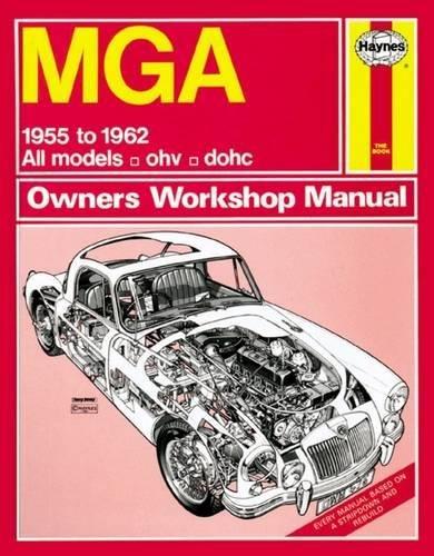 9780857336453: MGA Owner's Workshop Manual