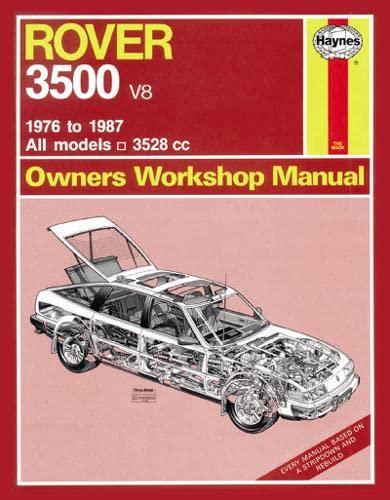 Rover 3500: Haynes Publishing