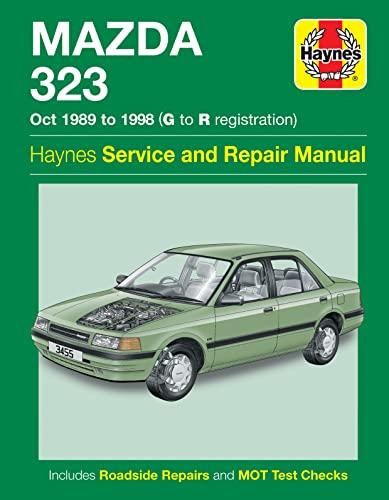 Mazda 323 Service and Repair Manual (Haynes Service and Repair Manuals)