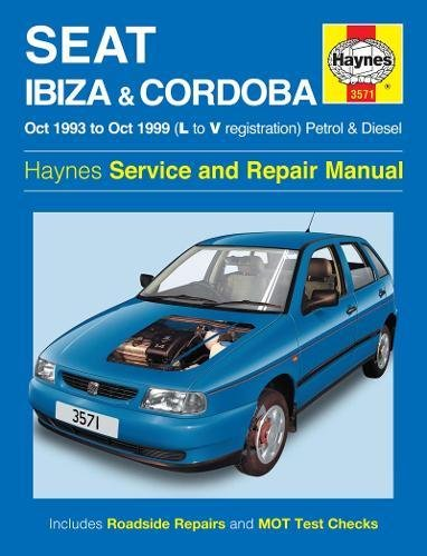 9780857336606: Seat Ibiza & Cordoba Service and Repair Manual (Haynes Service and Repair Manuals)