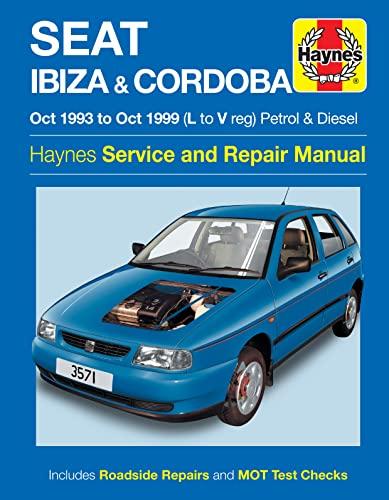 9780857336606: Seat Ibiza & Cordoba