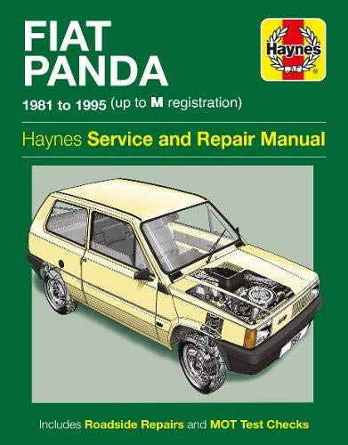 9780857336897: Fiat Panda Owner's Workshop Manual