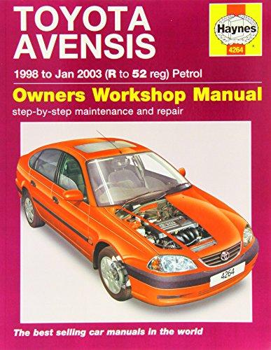 9780857336965: Toyota Avensis Service and Repair Manual (Haynes Service and Repair Manuals)