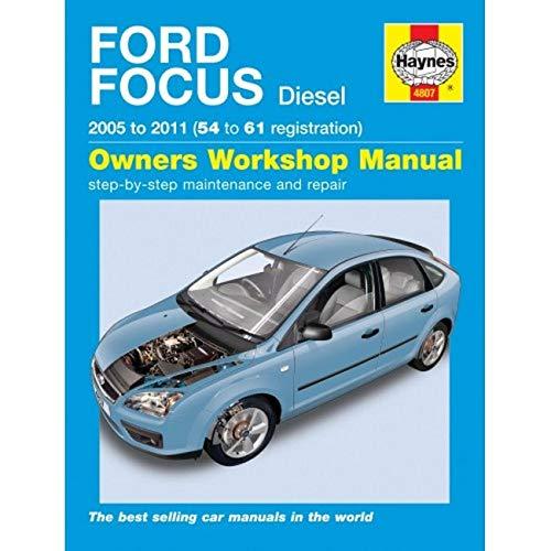 9780857337009: Ford Focus Diesel Service and Repair Manual: 2005-2011 (Haynes Service and Repair Manuals)