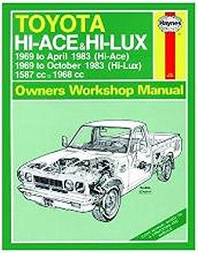 9780857337023: Toyota Hi-Lux / Hi-Ace Owner's Workshop Manual (Haynes Service and Repair Manuals)