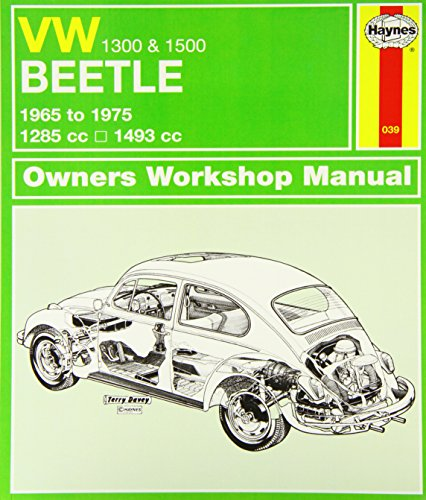 9780857337047: VW Beetle 1300/1500 Service and Repair Manual