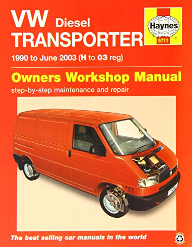 9780857337115: VW Transporter Diesel (90 - June 03) H To 03