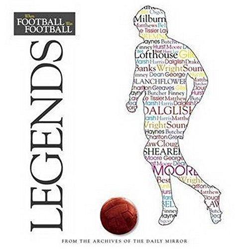 9780857337283: When Football Was Football: Legends