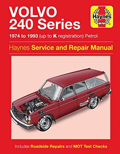 9780857337429: Volvo 240 Series Service and Repair Manual (Haynes Service and Repair Manuals)