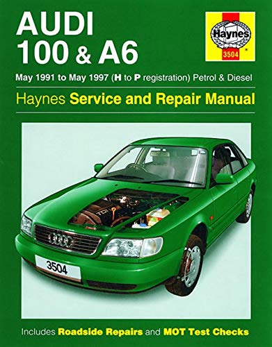 9780857337481: Audi 100 & A6 Owner's Workshop Manual