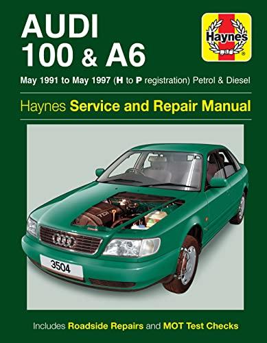 9780857337481: Audi 100 & A6 Owner's Workshop Manual