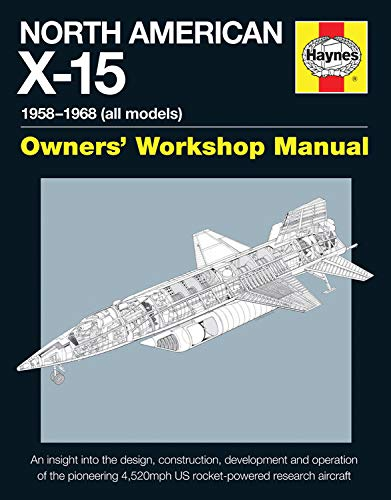 North American X-15 Manual: Baker, David