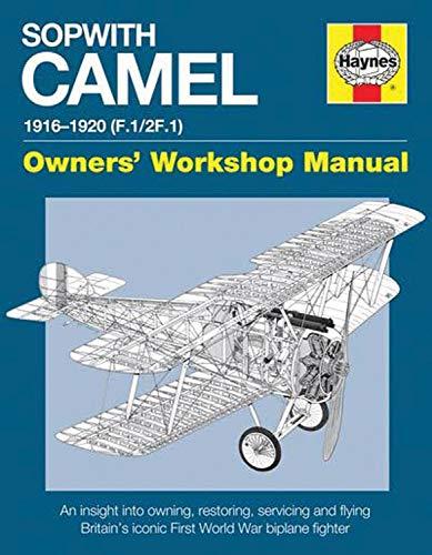 Sopwith Camel Manual (Hardcover): Cotter Jarrod