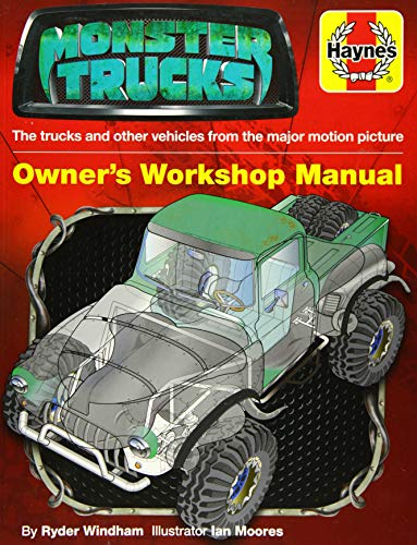 9780857338051: Monster Trucks: The trucks and other vehicles from the major motion picture (Owners' Workshop Manual)