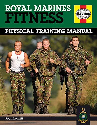 9780857338075: Royal Marines Fitness Manual: Physical Training Manual