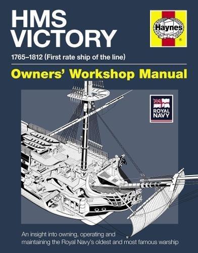 9780857338310: HMS Victory (Owners Workshop Manual)
