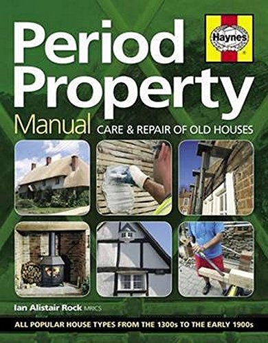 9780857338457: Period Property Manual: Care and Repair of Old Houses