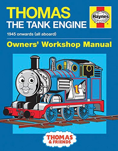 9780857338518: Thomas the Tank Engine Owners' Workshop Manual