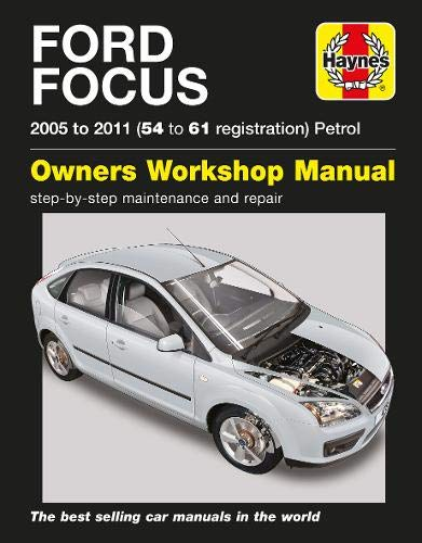 Ford Focus Petrol 05-11 (Haynes Service and Repair Manuals): Randall, Martynn