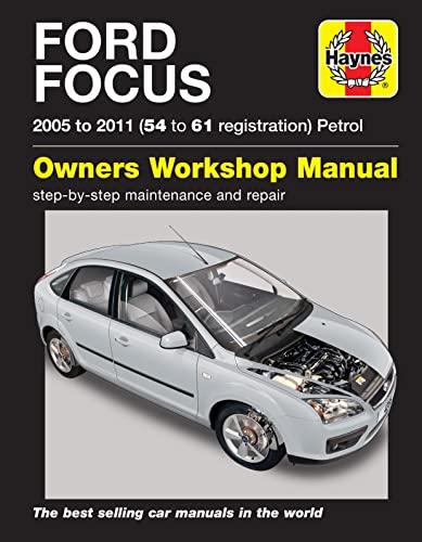 9780857338709: Ford Focus Petrol 05-11 (Haynes Service and Repair Manuals)