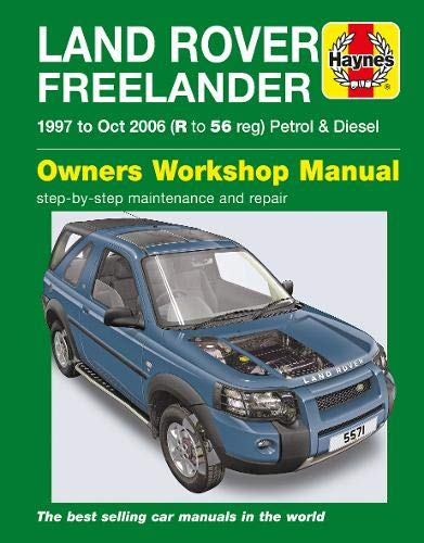 9780857338747: Land Rover Freelander 97-06 (Haynes Service and Repair Manuals)