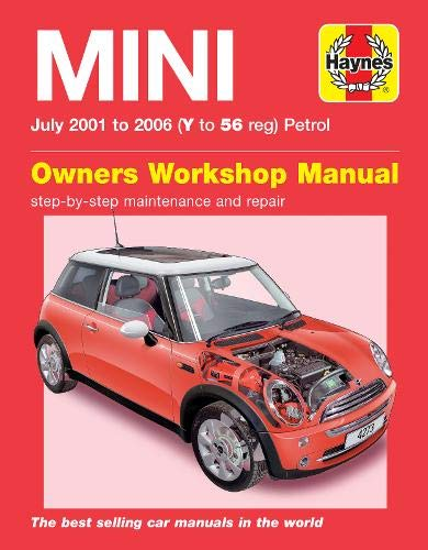 Mini (01-06) Service and Repair Manual (Haynes Service and Repair Manuals)