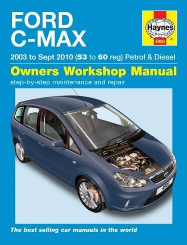 9780857338846: Ford C-Max Service and Repair Manual