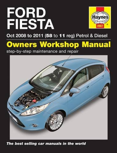 Ford Fiesta 08-11 Service and Repair Manual (Haynes Service and Repair Manuals)