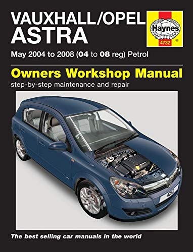 9780857338969: Vauxhall / Opel Astra (Haynes Service and Repair Manuals)
