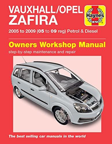 9780857338976: Vauxhall / Opel Zafira