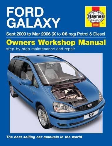 9780857338990: Ford Galaxy Service and Repair Manual