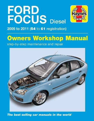 9780857339096: Ford Focus Diesel Service and Repair Manual