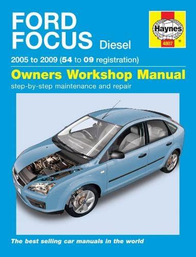 9780857339096: Ford Focus Diesel Service and Repair Manual