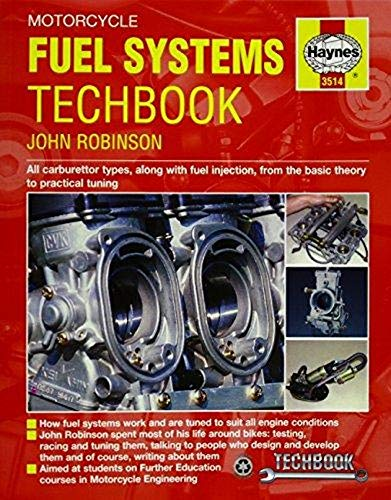 9780857339157: Motorcycle Fuel Systems TechBook: All carburettor types, along with fuel injection, from the basic theory to practical tuning (Haynes Techbook)